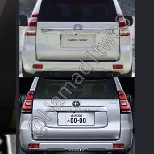 """""""Hang nong"""" Toyota Land Cruiser Prado 2018 lan dau lo dien-Hinh-7"""