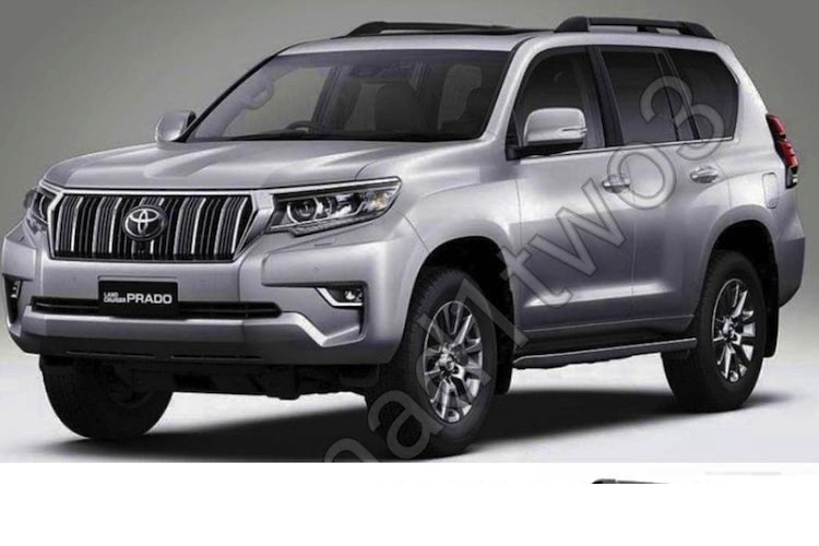 """""""Hang nong"""" Toyota Land Cruiser Prado 2018 lan dau lo dien"""