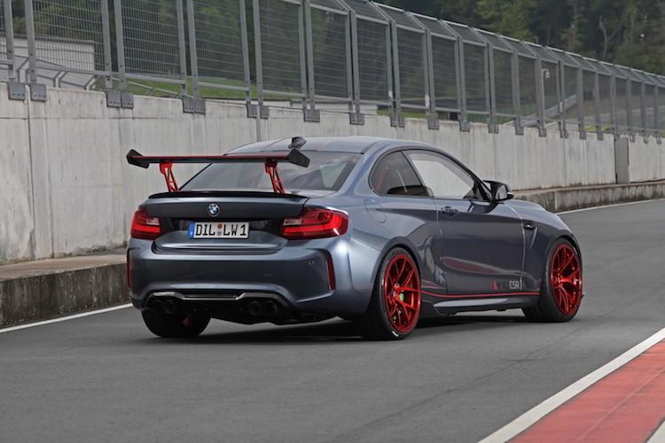 """Be hat tieu"" BMW M2 do M4 GTS khung gia 2,27 ty-Hinh-3"