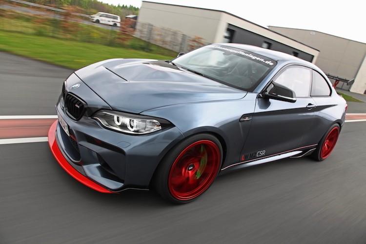 """Be hat tieu"" BMW M2 do M4 GTS khung gia 2,27 ty-Hinh-7"