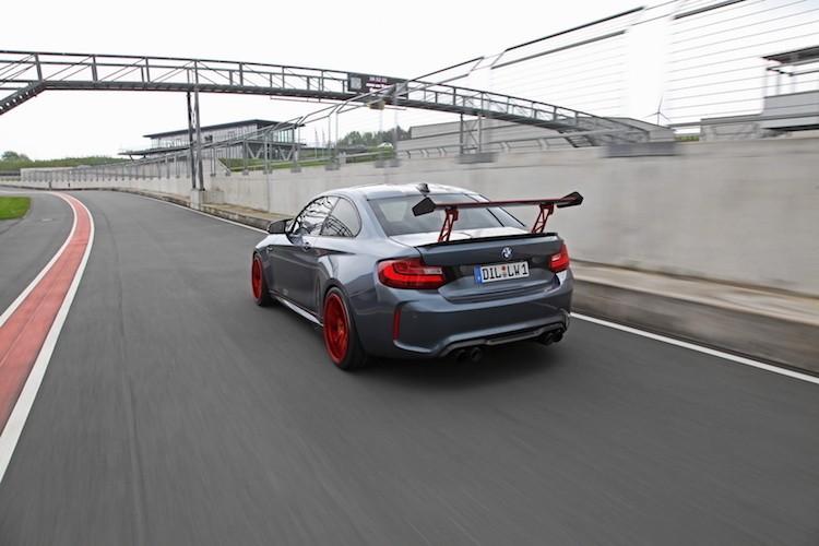 """Be hat tieu"" BMW M2 do M4 GTS khung gia 2,27 ty-Hinh-8"