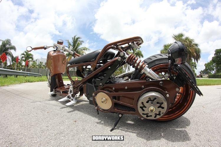 """Dan choi chi 158 trieu do """"doc"""" xe ga Honda Zoomer-Hinh-5"""