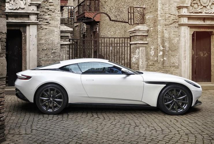 """Sieu xe Aston Martin DB11 may Mercedes """"gia re"""" 4,52 ty-Hinh-3"""