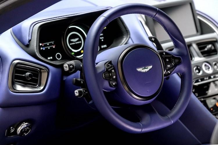 """Sieu xe Aston Martin DB11 may Mercedes """"gia re"""" 4,52 ty-Hinh-6"""