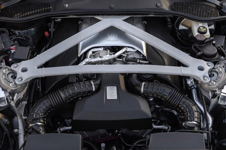 """Sieu xe Aston Martin DB11 may Mercedes """"gia re"""" 4,52 ty-Hinh-7"""