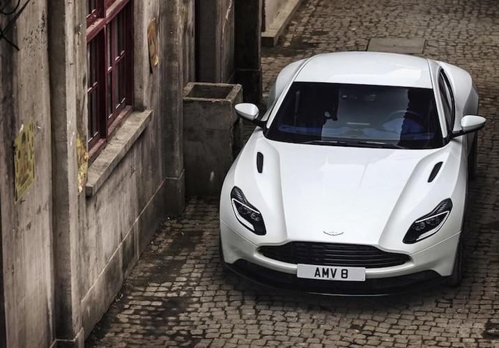 """Sieu xe Aston Martin DB11 may Mercedes """"gia re"""" 4,52 ty-Hinh-9"""
