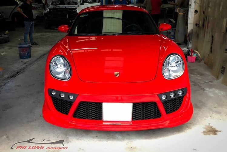 "Tho Viet tu che ""do choi"" cho sieu xe Porsche Cayman-Hinh-2"