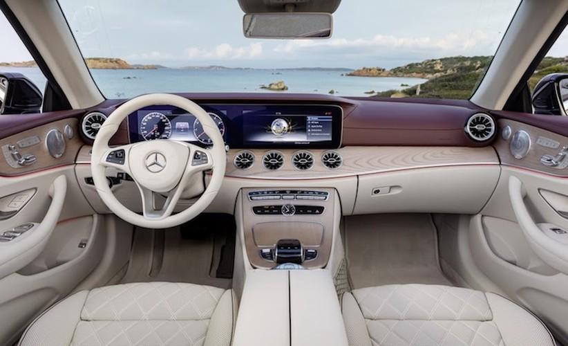 """Mercedes E-Class mui tran len day chuyen """"chot gia"""" 1,4 ty-Hinh-6"""