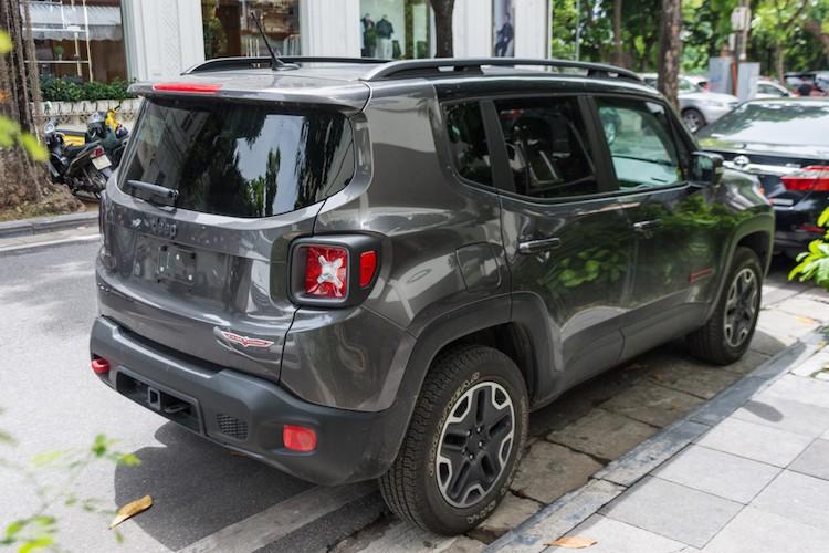 """Xe SUV """"sieu re"""" Jeep Renegade tai Ha Noi-Hinh-3"""