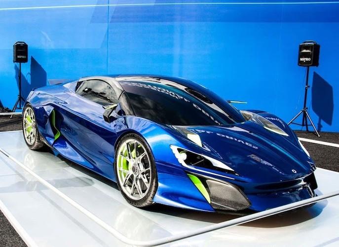 Sieu xe Boreas Project co gi de dau Pagani va Koenigsegg?