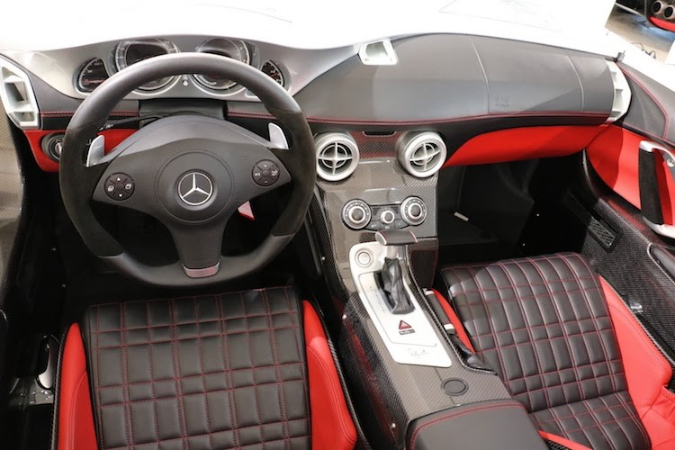 "Sieu xe mui tran Mercedes SLR ""sieu doc"" gia 68 ty-Hinh-5"