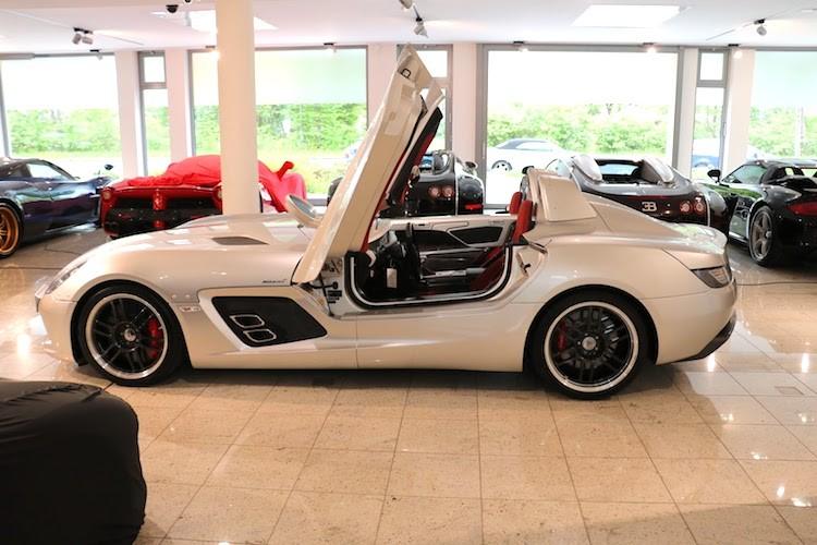 "Sieu xe mui tran Mercedes SLR ""sieu doc"" gia 68 ty-Hinh-7"