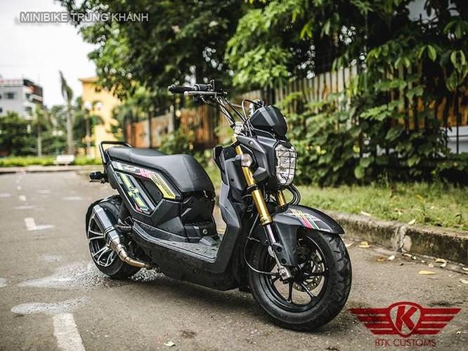 "Honda Zoomer X do ""mong to"" cua dan choi Ha Noi-Hinh-3"