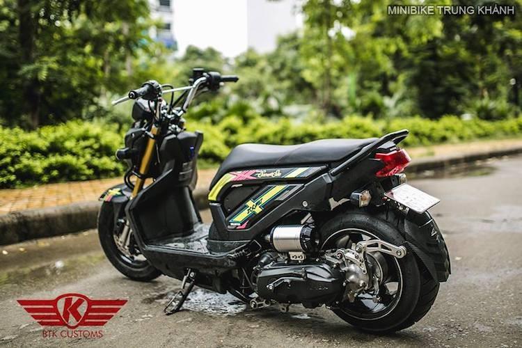 "Honda Zoomer X do ""mong to"" cua dan choi Ha Noi-Hinh-6"