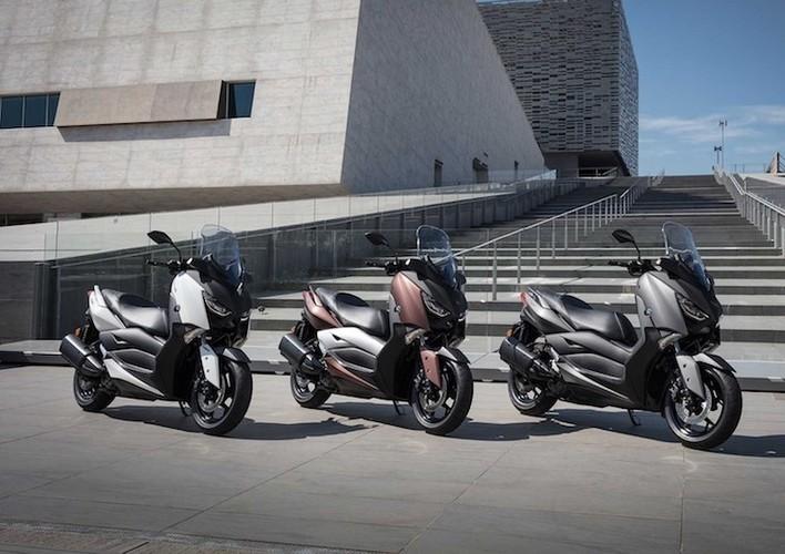 """Xe ga Yamaha X-Max 400 """"chot gia"""" 163 trieu dong-Hinh-10"""