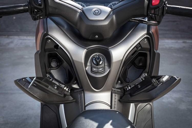 """Xe ga Yamaha X-Max 400 """"chot gia"""" 163 trieu dong-Hinh-7"""