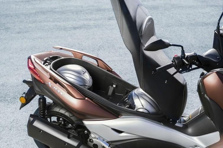 """Xe ga Yamaha X-Max 400 """"chot gia"""" 163 trieu dong-Hinh-8"""