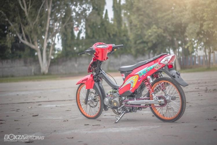 "Honda Wave 125 do drag kieng, noi cong ""sieu khung""-Hinh-9"