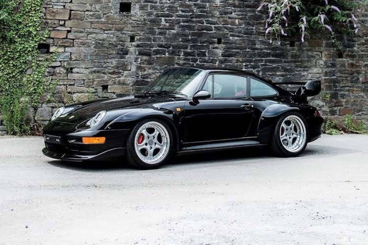"""Sieu xe """"hang co"""" Porsche 911 GT2 thet gia ca trieu do"""