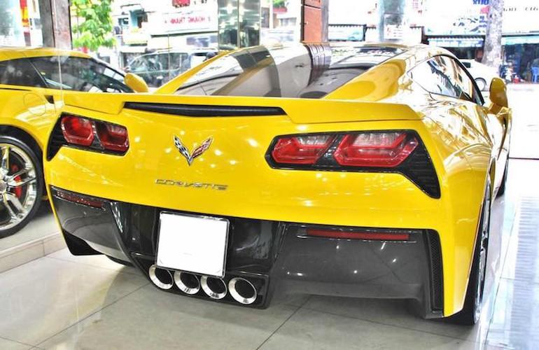 """Soi sieu xe Chevrolet Corvette tien ty """"hang doc"""" tai VN-Hinh-10"""