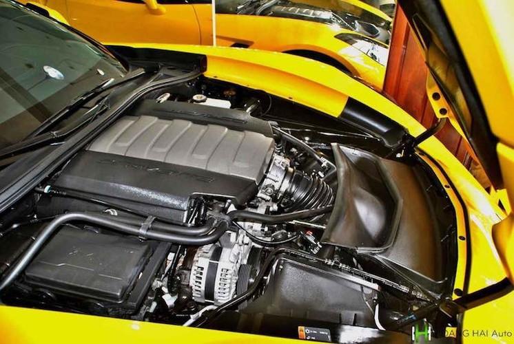 """Soi sieu xe Chevrolet Corvette tien ty """"hang doc"""" tai VN-Hinh-8"""