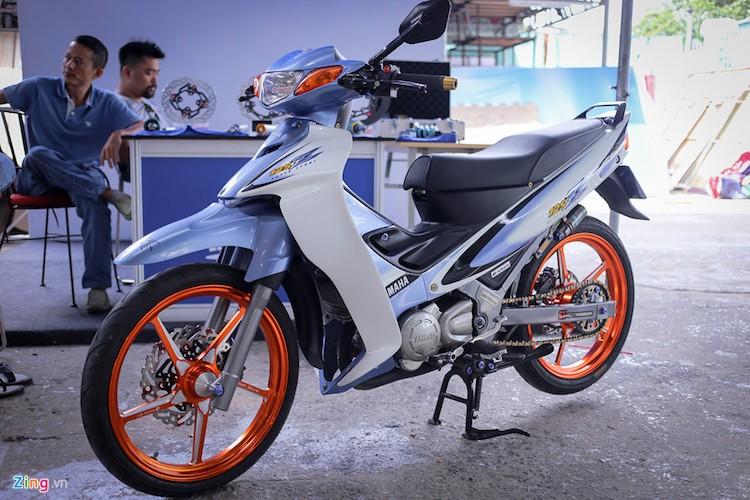 Xe 2 thi Yamaha 125Z do do choi ca tram trieu dong-Hinh-2