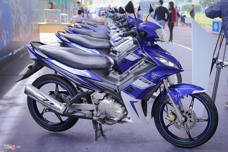 "Nhin lai nhung chiec ""xe no"" Yamaha Exciter GP tung the he-Hinh-2"