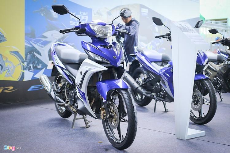 "Nhin lai nhung chiec ""xe no"" Yamaha Exciter GP tung the he-Hinh-5"