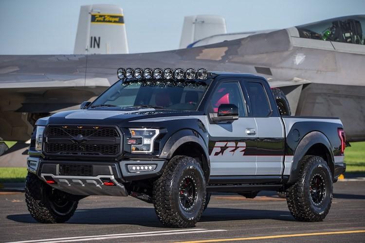 """Ford F150 Raptor may bay tang hinh F-22 """"chot gia"""" 6,8 ty-Hinh-2"""