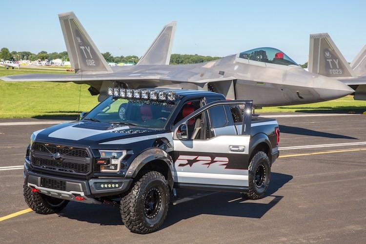 """Ford F150 Raptor may bay tang hinh F-22 """"chot gia"""" 6,8 ty-Hinh-7"""
