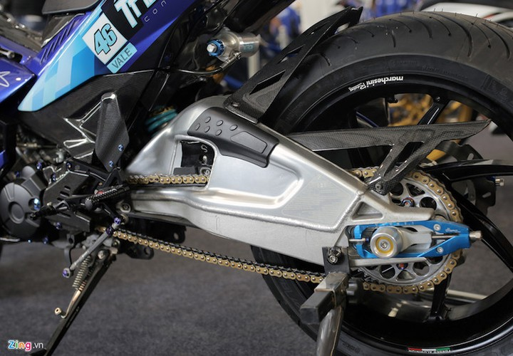 """Xe no"" Exciter dep nhat trong cuoc thi do xe Yamaha-Hinh-10"