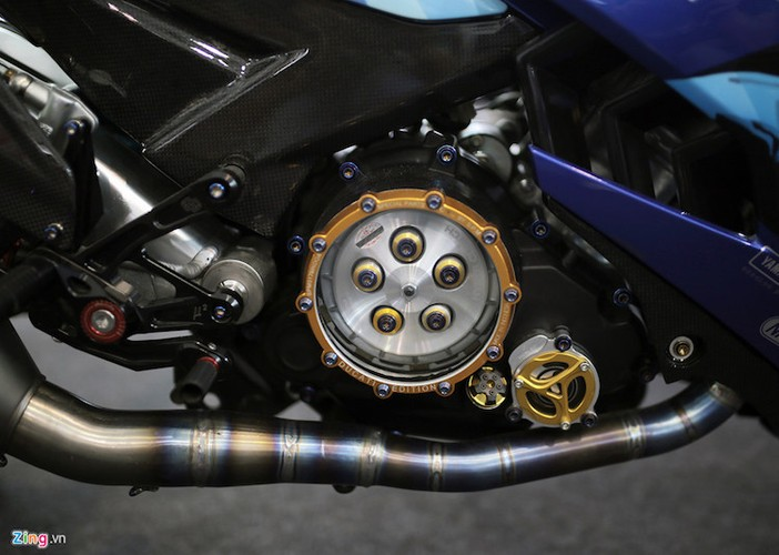 """Xe no"" Exciter dep nhat trong cuoc thi do xe Yamaha-Hinh-12"