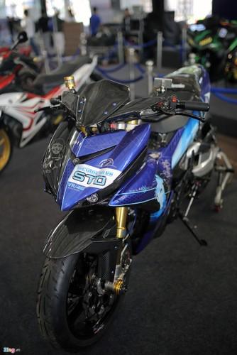 """Xe no"" Exciter dep nhat trong cuoc thi do xe Yamaha-Hinh-2"