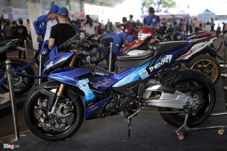 """Xe no"" Exciter dep nhat trong cuoc thi do xe Yamaha-Hinh-3"
