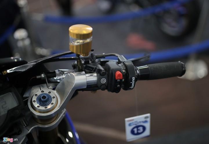 """Xe no"" Exciter dep nhat trong cuoc thi do xe Yamaha-Hinh-7"