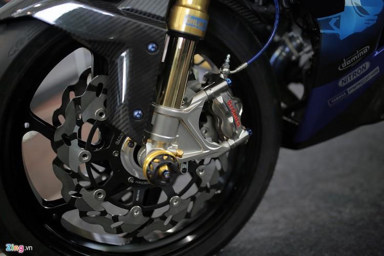 """Xe no"" Exciter dep nhat trong cuoc thi do xe Yamaha-Hinh-9"