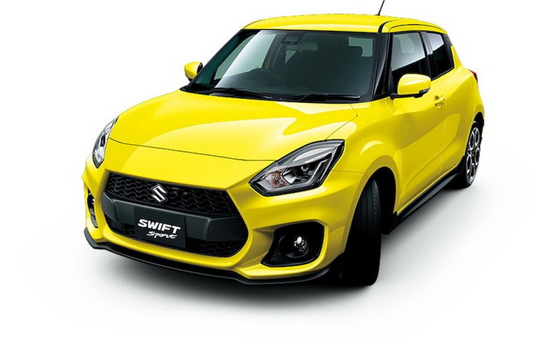 "Hatchback the thao ""sieu re"" Suzuki Swift Sport co gi?-Hinh-2"