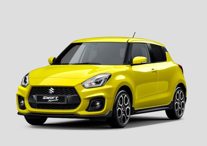 "Hatchback the thao ""sieu re"" Suzuki Swift Sport co gi?"