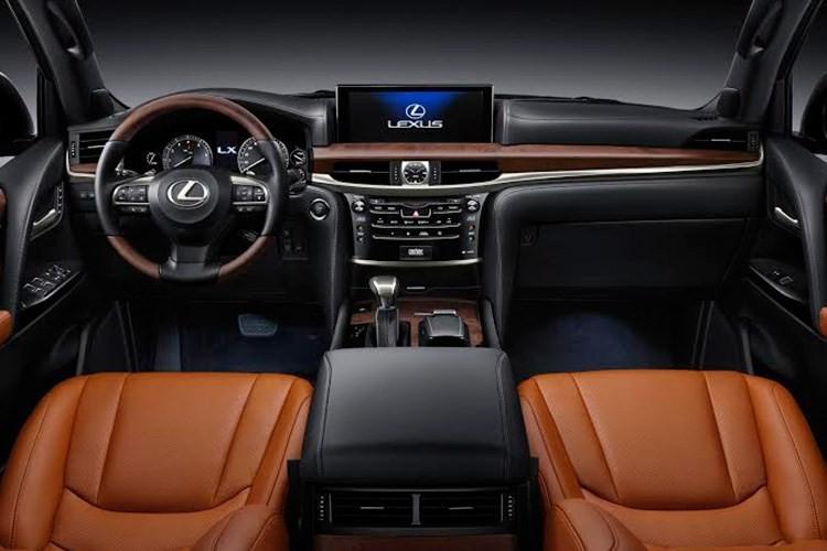 """""""Soi"""" SUV cao cap Lexus LX570 Superior moi gia 2,64 ty-Hinh-4"""