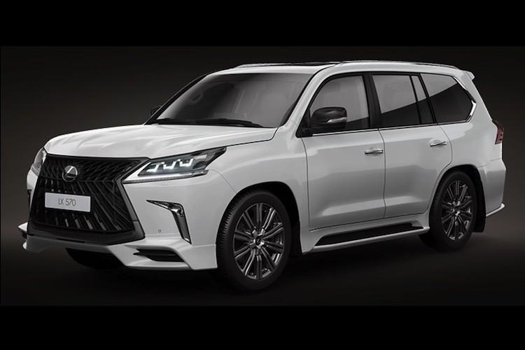 """""""Soi"""" SUV cao cap Lexus LX570 Superior moi gia 2,64 ty-Hinh-8"""