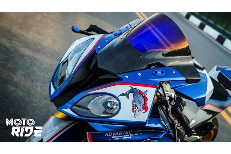 Dan choi Sai Gon chi tram trieu do moto BMW S1000RR-Hinh-2