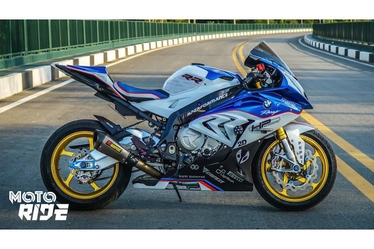 Dan choi Sai Gon chi tram trieu do moto BMW S1000RR-Hinh-9