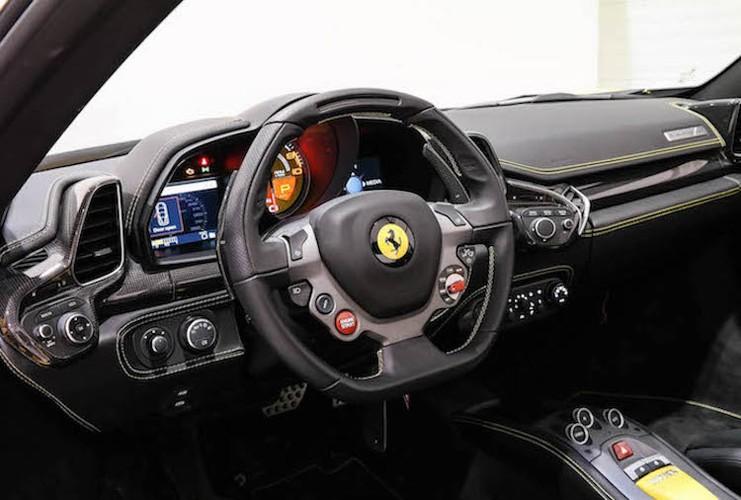 """Sieu xe Ferrari Sergio hang thua """"thet gia"""" 113 ty dong-Hinh-4"""