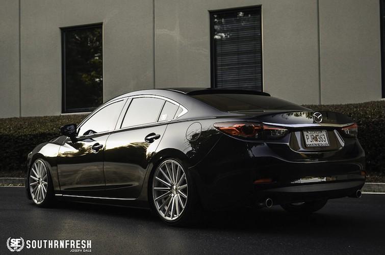 "Sedan Mazda 6 do cuc ""VIP"" phong cach sieu xe sang-Hinh-5"