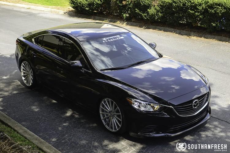 "Sedan Mazda 6 do cuc ""VIP"" phong cach sieu xe sang-Hinh-6"