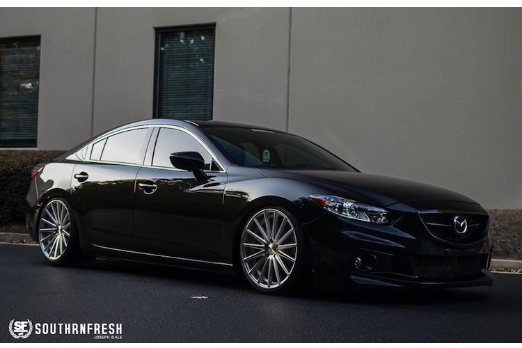 "Sedan Mazda 6 do cuc ""VIP"" phong cach sieu xe sang"