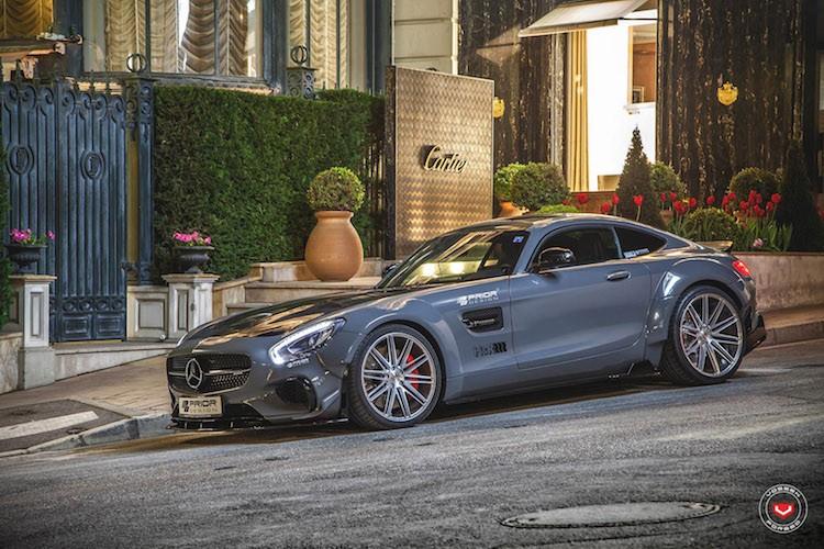 """Soi"" sieu xe Mercedes-Benz AMG GT S voi goi do nua ty"