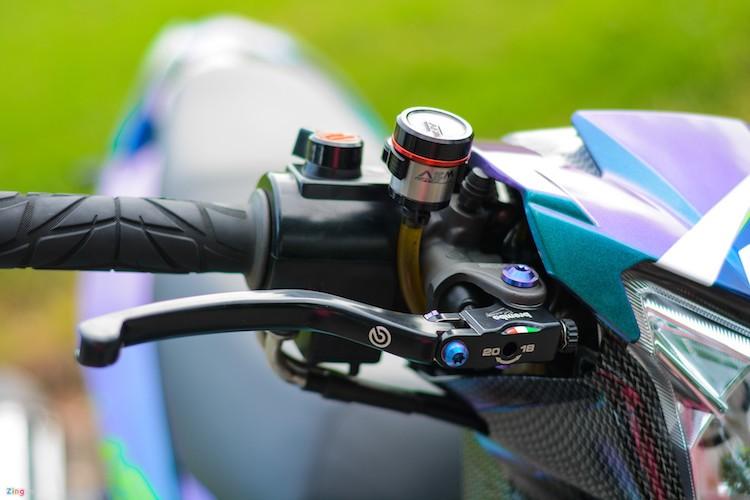 Yamaha Exciter 150 do phu kien moto 1000cc tai Can Tho-Hinh-10