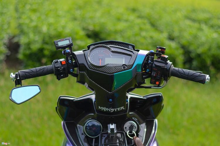 Yamaha Exciter 150 do phu kien moto 1000cc tai Can Tho-Hinh-11