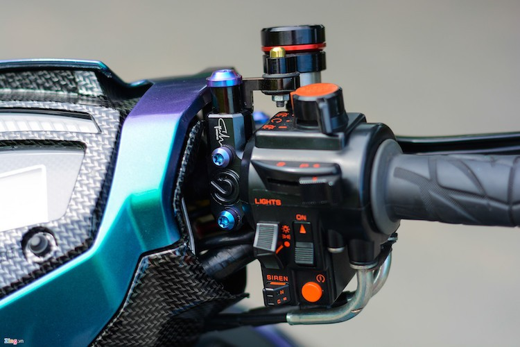 Yamaha Exciter 150 do phu kien moto 1000cc tai Can Tho-Hinh-6